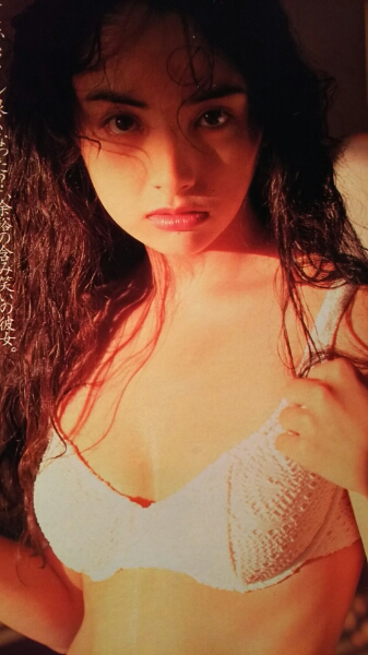 櫻井淳子・シェイプUpガールズ…【週刊プレイボーイ】1994年