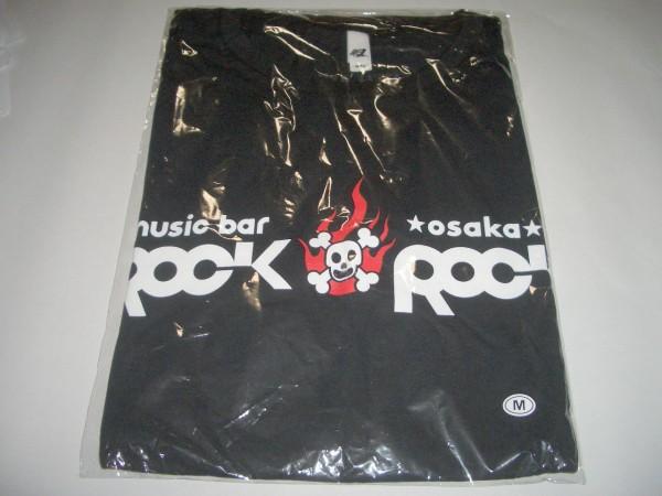 激レア LOUDNESS × B'z ROCK BEYOND ROCK!Tシャツ Mサイズ 未使用 ラウドネス