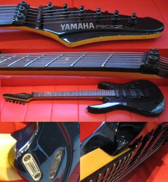 11◆即決◆YAMAHA ヤマハ/ RGZ 古い国産エレキギター '80年代?