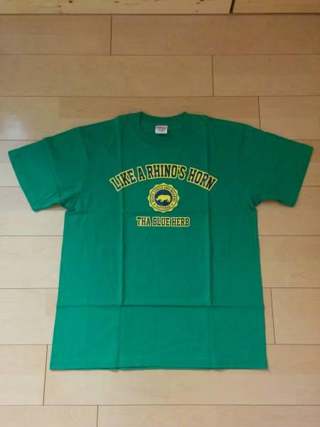 【未使用品】Tha Blue Herb Tシャツ サイズL グリーン