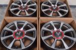 【正規品】アバルト 500 純正 16in FIAT フィアット ABARTH PCD98