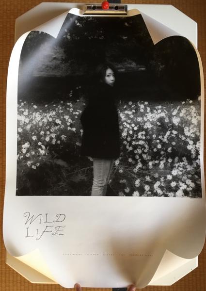 ★美品・非売品★宇多田ヒカル WILD LIFEポスター B2サイズ2枚 ライブグッズの画像