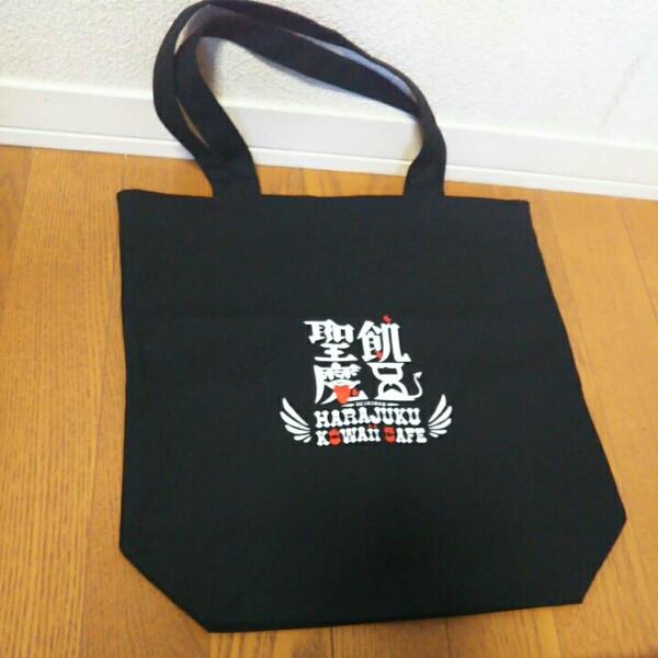 聖飢魔II Kowaii cafe トートバック ライブグッズの画像