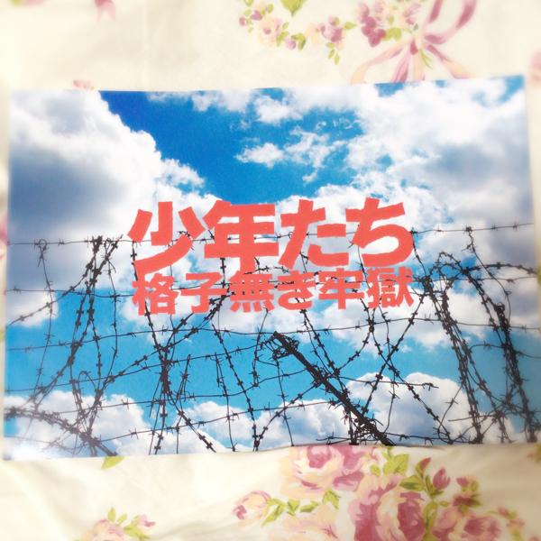 少年たち 2012松竹夏 パンフレット