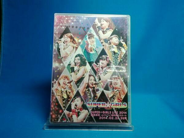 SUPER☆GiRLS LIVE 2014~超絶革命~at パシフィコ横浜国立大
