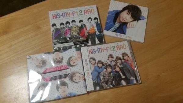 Kis-My-Ft2 AAO  コンプリートセット CD/DVD