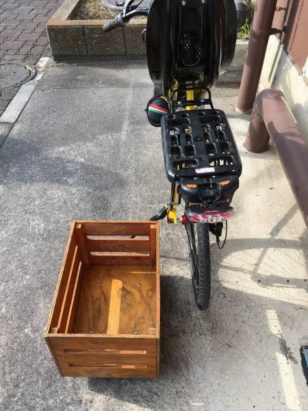 送料無料 リカンベントバイク PERFORMER OSS 木箱付き 自転車_画像3