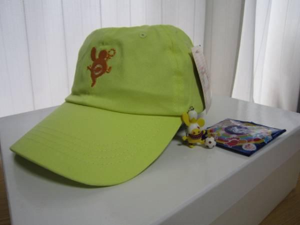 Little Glee Monster リトグリ キャップ とミニチャーム 黄色