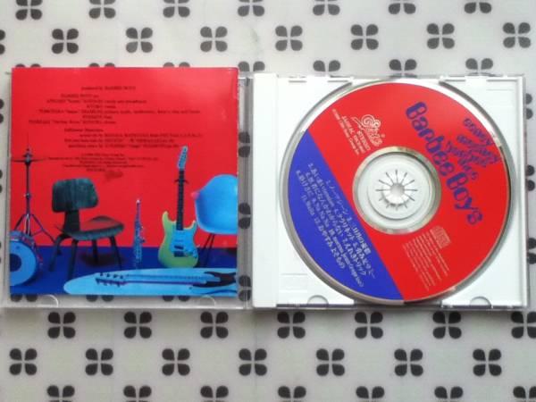 CD BARBEE BOYS「eeny meeney barbee moe」バービーボーイズ_画像2