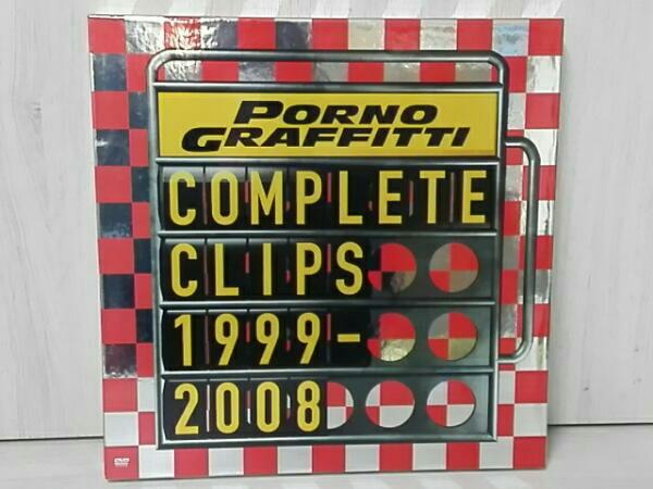 ポルノグラフィティ COMPLETE CLIPS 1999-2008 ライブグッズの画像