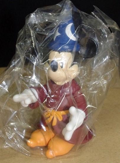 ★2003年製 KUBRICK キューブリック ディズニーキャラクターズ シリーズ5 ミッキー ファンタジア_ビニール袋は未開封