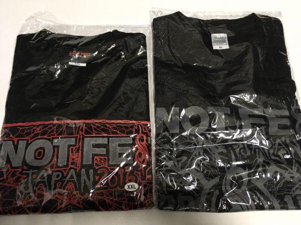 KNOT FEST JAPAN 2016 Tシャツ2点セットslipknotスリップノット