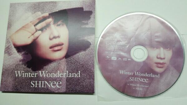 SHINee テミン FC盤 ★winter wonderland★