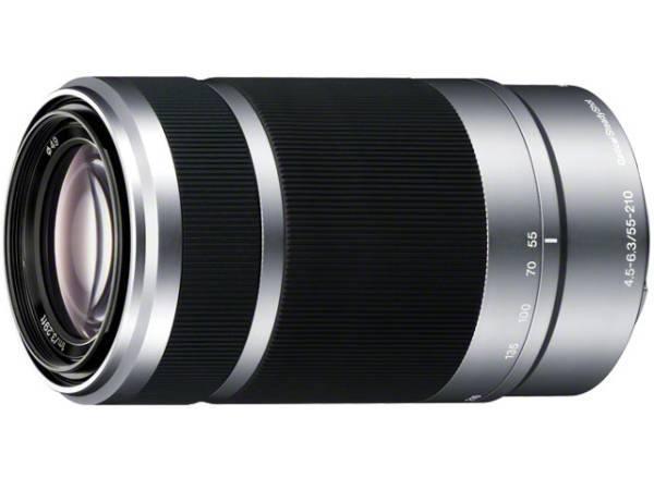 ◆SONY 一眼 望遠レンズE 55-210mm F4.5-6.3 OSS◆1年保証