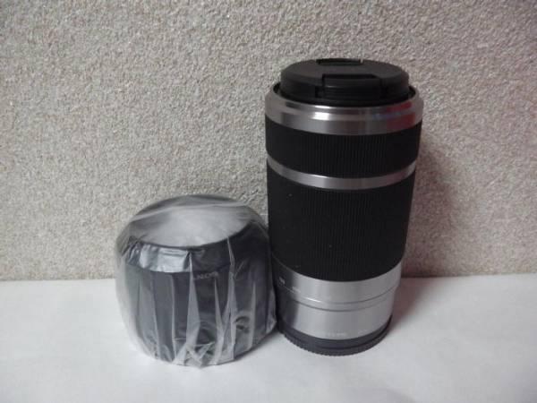 ◆新品 SONY 一眼 望遠レンズE 55-210mm F4.5-6.3 OSS◆