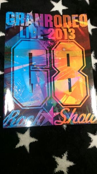写真集 GRANRODEO LIVE 2013 G8 ROCK☆SHOW ドキュメントブック ライブグッズの画像
