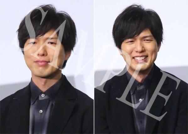 神谷浩史『「傷物語〈III冷血篇〉」初日舞台挨拶』生写真