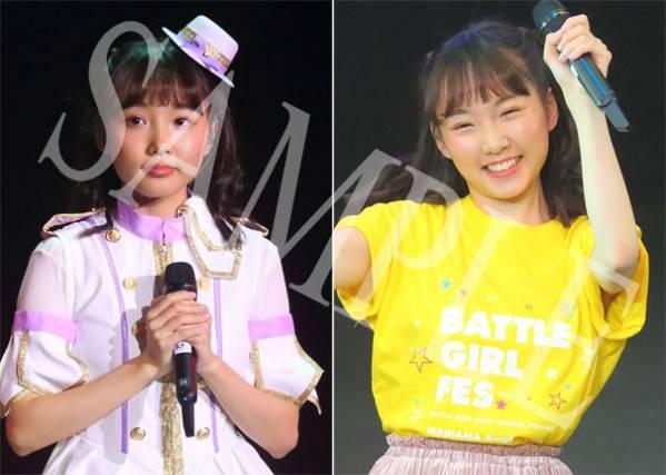 木戸衣吹『BATTLE GIRL FES.大神樹祭 バドガ 』生写真