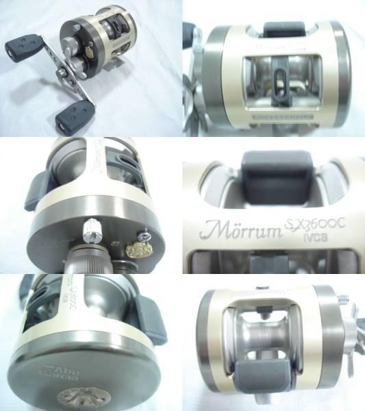 ABU モラム SX-3600C IVCB 50thモデル 未使用品 アブ_画像2