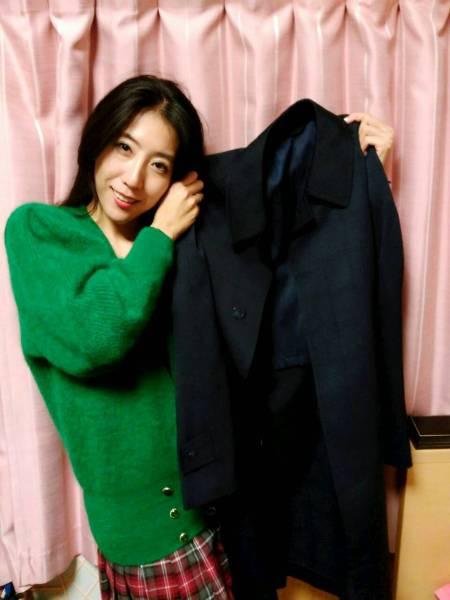 ★すみれ★プレゼント企画★第9弾★  男性用ロングコート