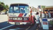 静岡鉄道バス日本平バス停留所ならびに停留所付近にて撮影全5枚