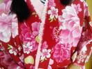 seiko Matuda/松田聖子/7歳 ジュニア着物 肌襦袢付き 入学
