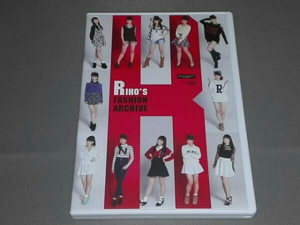 (DVD) モーニング娘。'14 鞘師里保 Riho's Fashion Archive コンサートグッズの画像