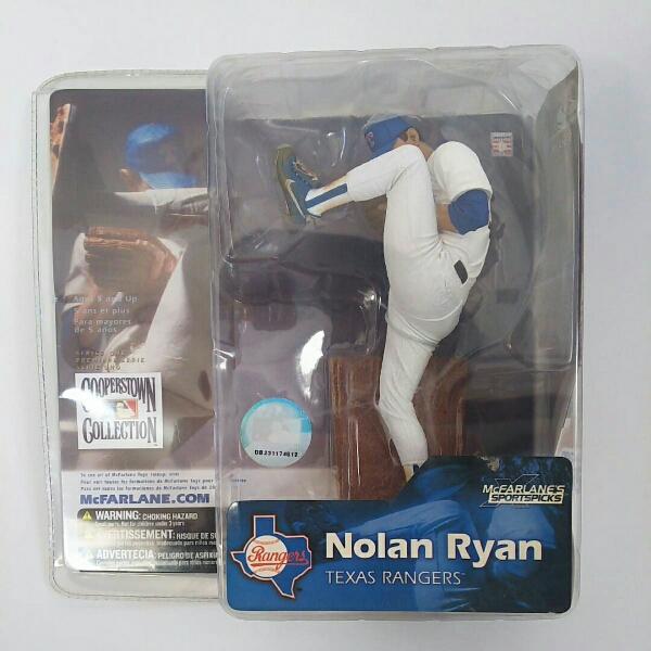 ノーラン ライアン マクファーレン テキサスレンジャーズ MLB グッズの画像