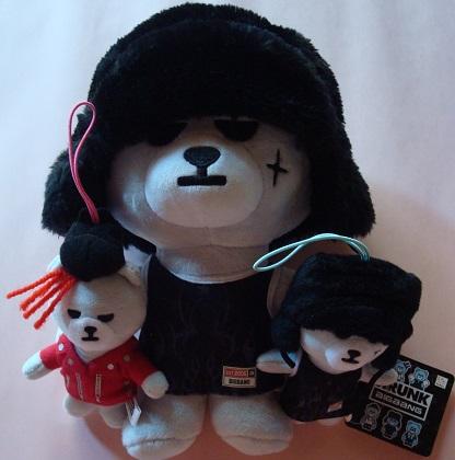 BIGBANG KRUNK G-DRAGON マスコット ジヨン