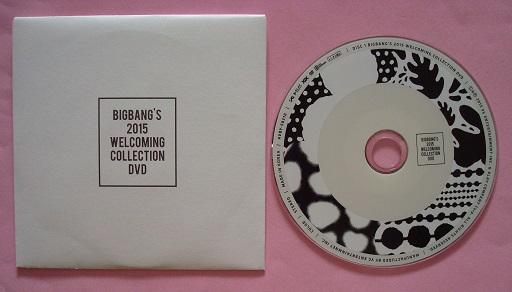 K) DVD G-DRAGON TOP SOL D-LITE VI BIGBANG'S 2015 WELCOMING