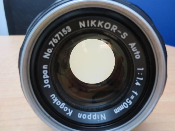★Nikon F NIKKOR-P/S F2.5 105mm 1:1.4 50mm★774-A_画像3