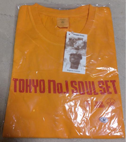 TOKYO No.1 SOUL SETタワレココラボ Tシャツ XSサイズ 新品未使用