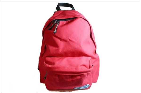 OUTDOOR PRODUCTS アウトドアプロダクツ リュックサック バックパック 赤 鞄 ビンテージ ヴィンテージ USA 古着 オールド DA117_画像1