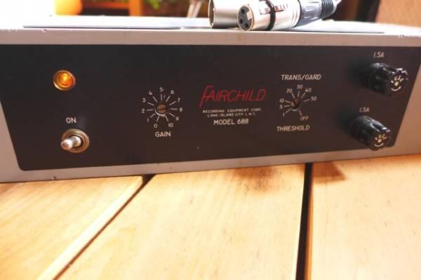 Fairchild 688(検索 Neve Urei API GATES RCA )_画像2