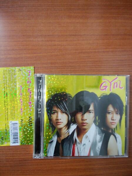 GYM ( 山下智久 GOLF MIKE ) フィーバーとフューチャー CD DVD