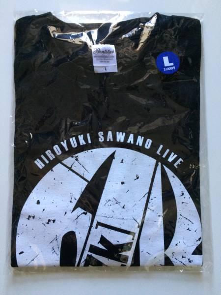 【未開封】澤野弘之 nZk004 Tシャツ Lサイズ