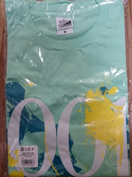UNISON SQUARE GARDEN Tシャツ 2012 新品未開封 ライブグッズの画像