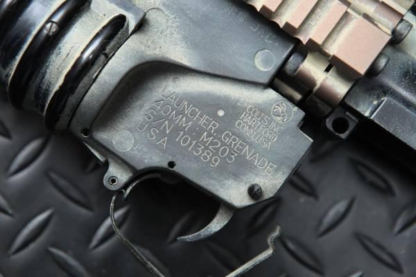 次世代M4アッパー MADBULL製DD RIS II 12.25&JAC製M203送料無料_画像3