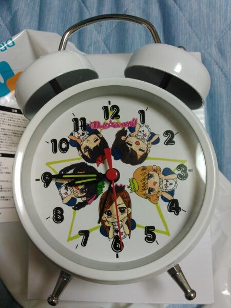 Doll☆Elements どるえれ 時計 外崎梨香 りかぴょん グッズ