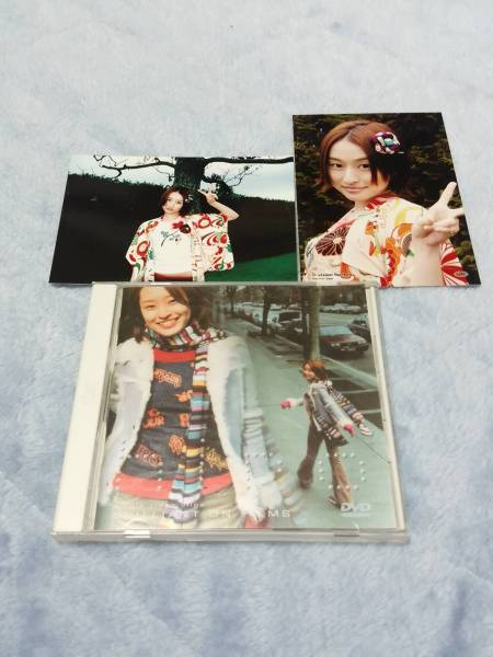 島袋寛子 DVD 「BRILLIANT ON FILMS」&写真