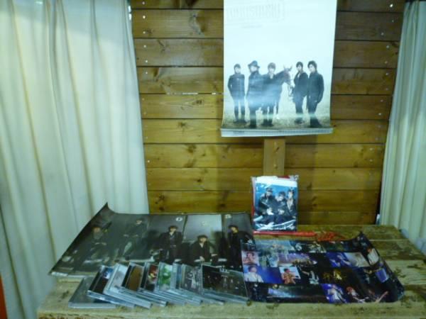 東方神起 CD DVD グッズ ポスター等 15点セット 送料無料 ライブグッズの画像