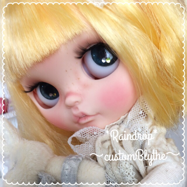 *Raindrop*~custom Blythe~カスタムブライス_画像2