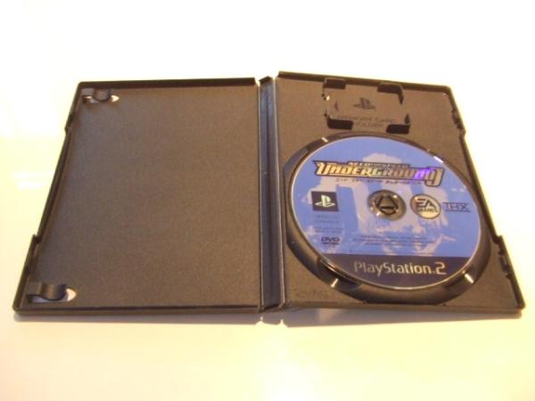 PS2 ニードフォースピード アンダーグラウンドJ sb12