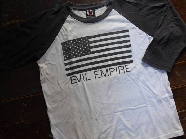 RAGE AGAINST THE MACHINE EVIL EMPIRE 96s'VINTAGE L.レイジUSA