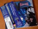 即落☆ブラック&ブルー/ウィズアウト・ラブ☆国内盤帯付き〜LAMetal・ブルース・フェアバーンBON JOVI