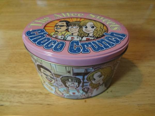 THE ALFEE 2014秋ツアー チョコクランチ缶