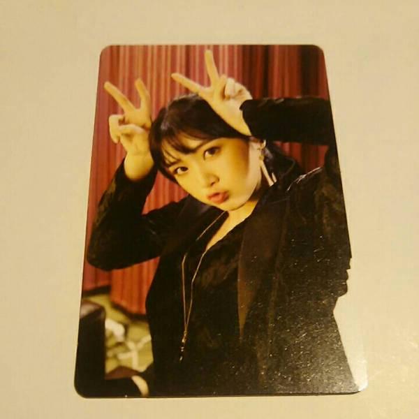 HELLO VENUS トレカ ヨルム Yeo Reum アルバム Mystery of VENUS CD 付属 韓国hellovenus