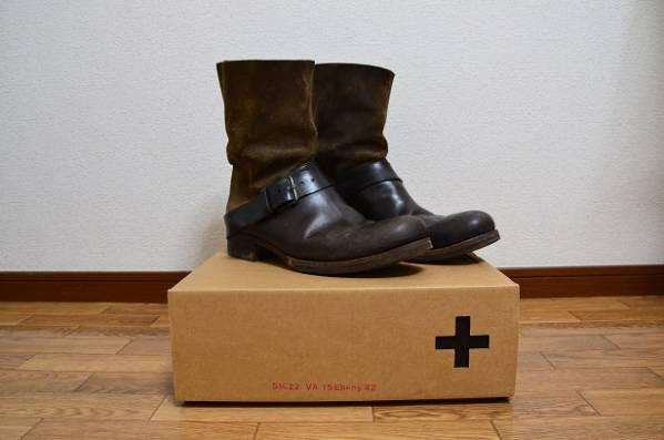 m.a+ engineer boots エムエークロス エンジニアブーツ 42