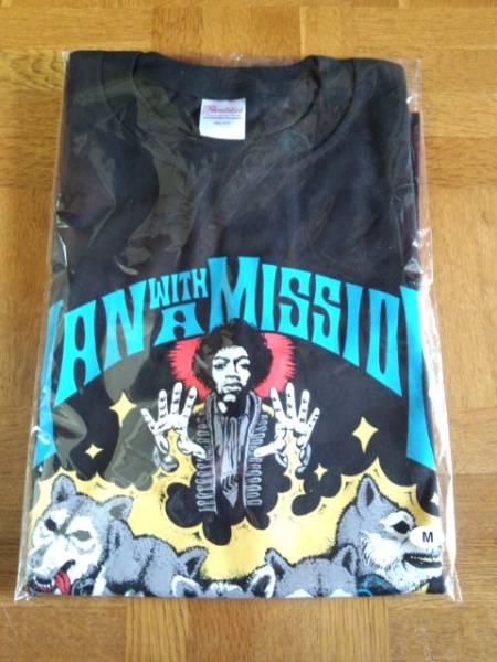 MAN WITH A MISSION mwam マンウィズ ハカセTシャツ Mサイズ 新品