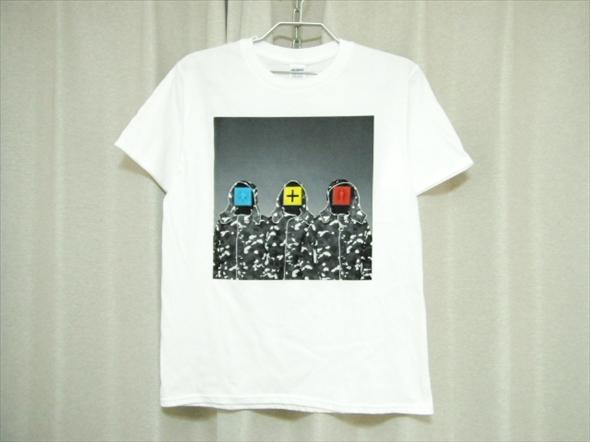 【I41】送料無料★美中古品★RHYMESTER ライムスター Tシャツ Sサイズ 白 野外音楽フェスティバル 人間交差点 2015 グッズ